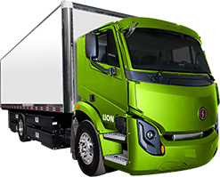 Lion 6 electric truck